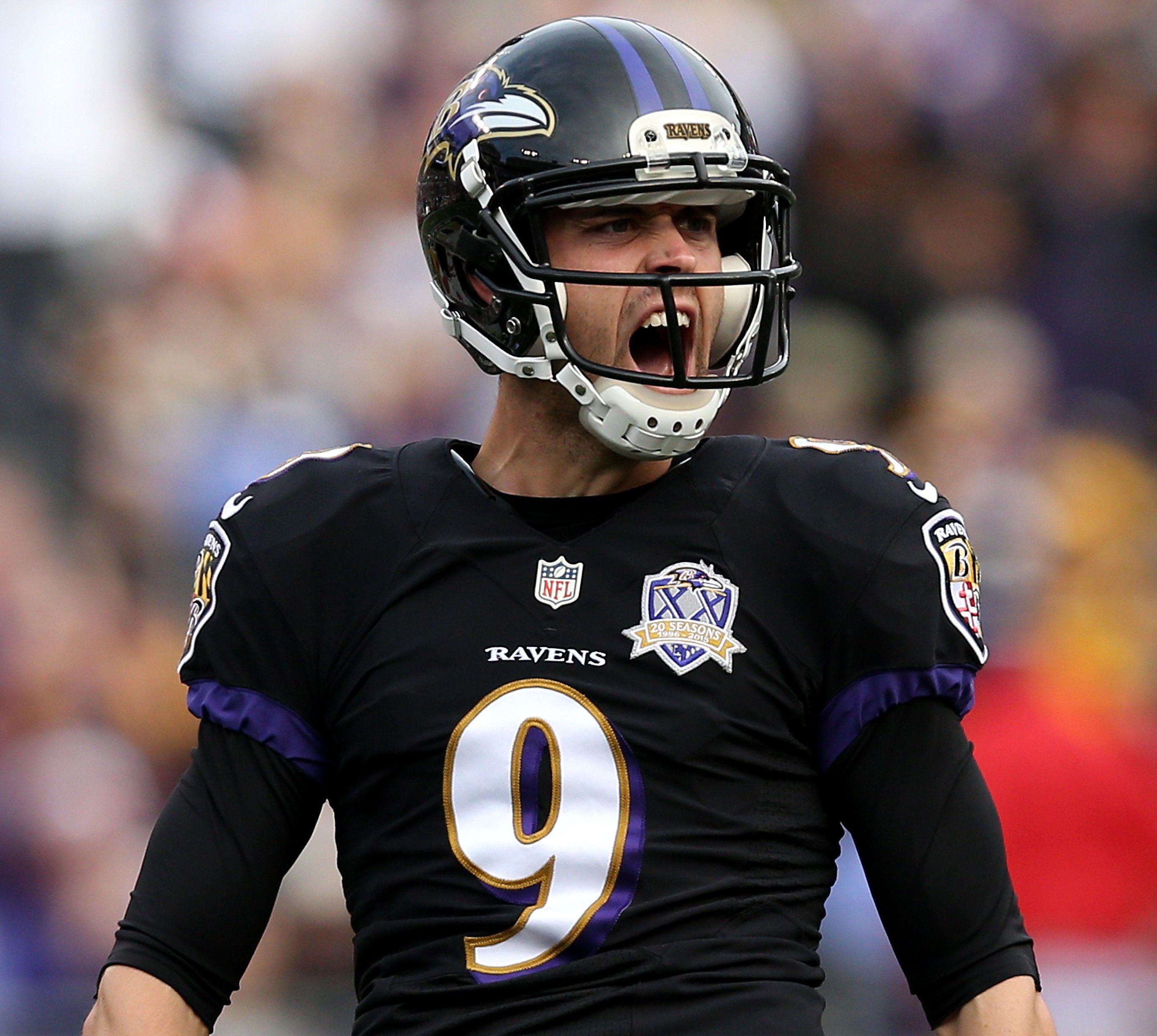 Ravens Will Use Franchise Tag On Justin Tucker If No Deal By Deadline Profootballtalk Raven Ravens Football Tucker
