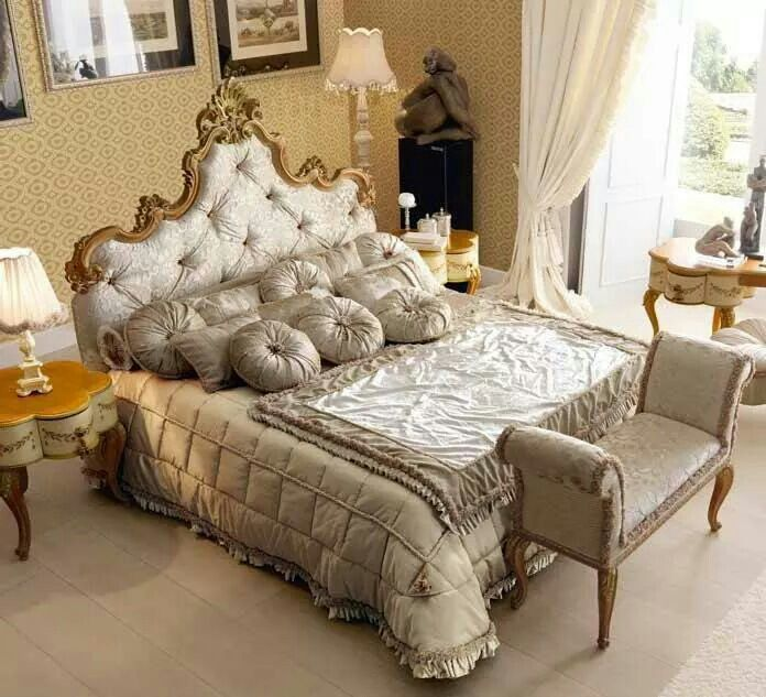 French louis xv style bedroom | Classic Furniture Style ...