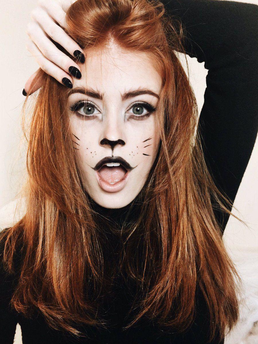 73ef6bf3d38 Rosie Bea | Natural Redheads 5 | Halloween, Eylure lashes, Halloween ...