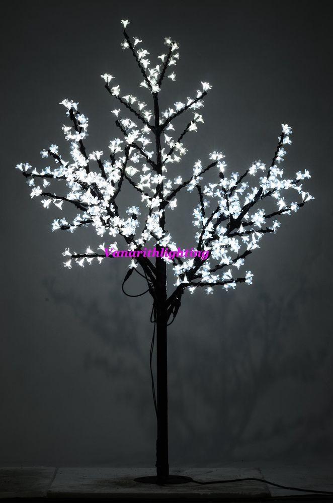 Promotion Outdoor Garden Wedding Xmas Light Cherry Blossom Tree Light 5ft480led Xmas Tree Lights Wedding Tree Decorations Tree Decor