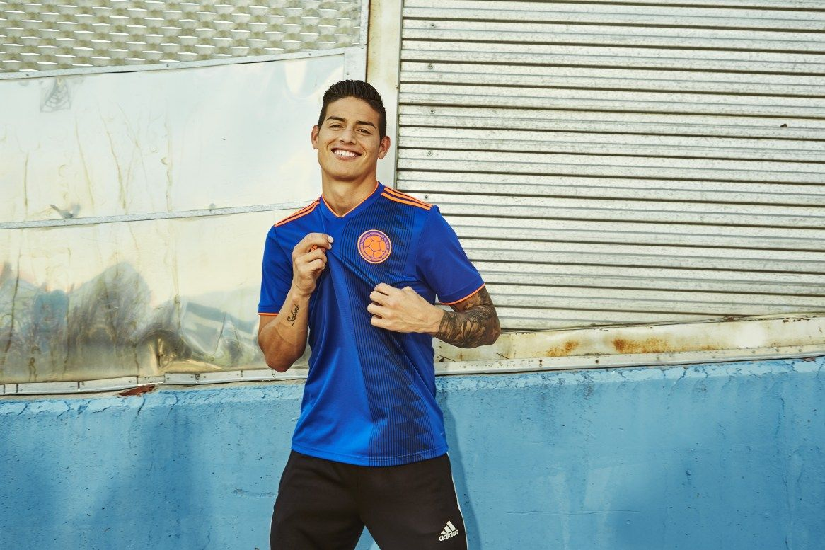 purchase cheap 7a73f 2cf0d Adidas Soccer Reveals New 2018 FIFA World Cup National Team ...
