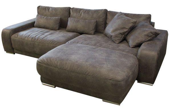 Big Sofas Und Led Sofas Gunstig Im Sofa Depot Mit Bildern