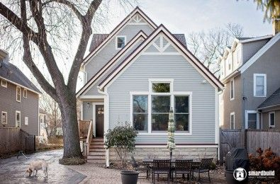 Siding Contractor And Installer In Wheaton Il Smardbuild With Images Siding Contractors