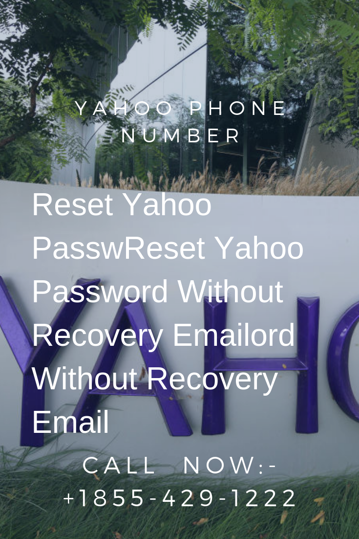 I my password to my yahoo email and also secondary