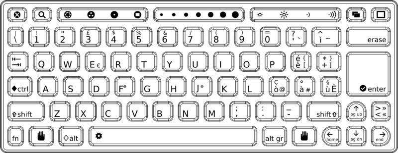 Olpc Italian Keyboard Olpc Computer Keyboard Keyboard Arabic Keyboard