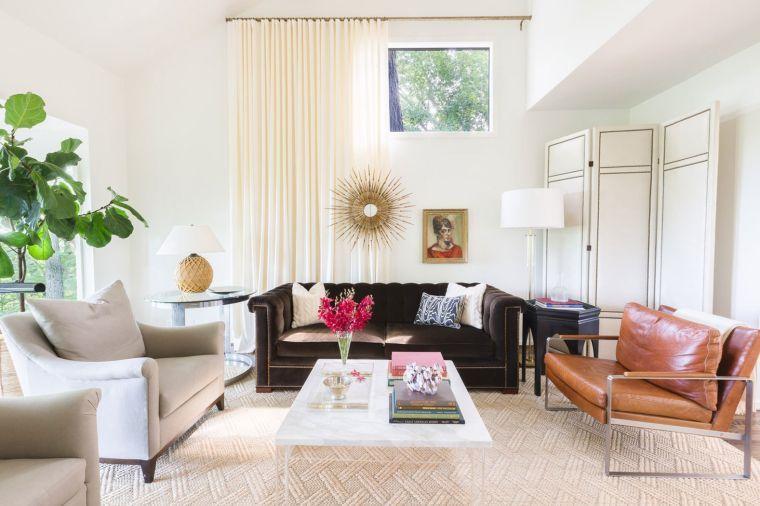 Comment Aménager Un Salon Zen Et Agencement De Mobilier Living Room Decor Furniture Architectural Digest Living Room Living Room Design Modern
