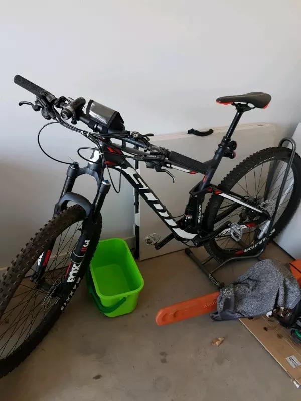 Mountain Bike Scott Spark 950 As New Men S Bicycles