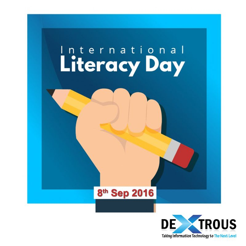 #InternationalLiteracyDay is celebrated to encourage the people towards obtaining the best education to have an understanding of their responsibilities towards family, society and nation. #InternationalLiteracyDay2016