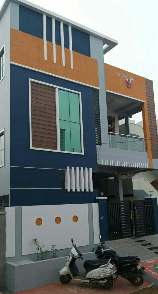 Building elevation house front designs image photo wall also cool design in pinterest rh