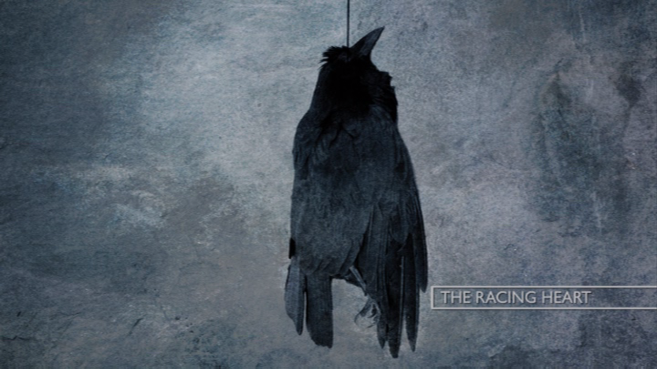 Katatonia The Fall Of Hearts Wallpaper Album Art By Travis Smith X Dethroned Amp Uncrowned 2013