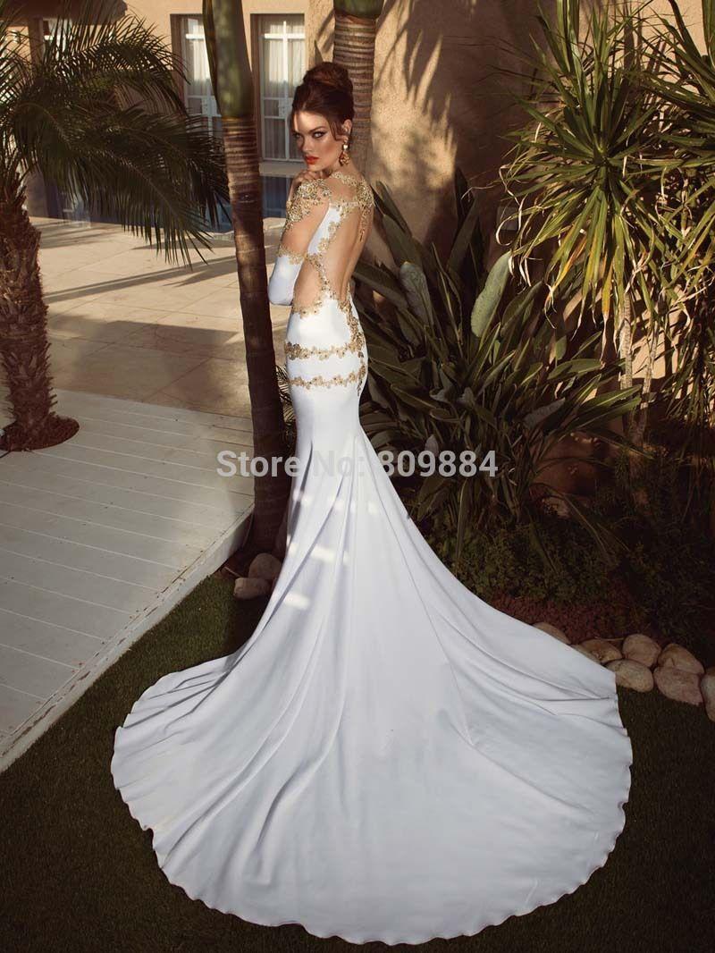 Yumi katsura white gold wedding dress   Dressing room blog   Wedding ...