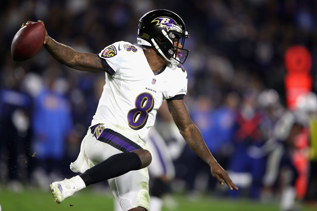 Chargers vs. Ravens 2019 live stream Time TV schedule and