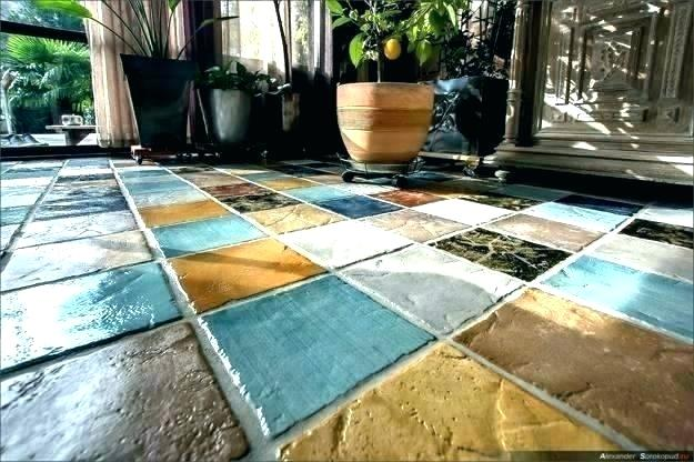 Diy Backyard Patio Floor