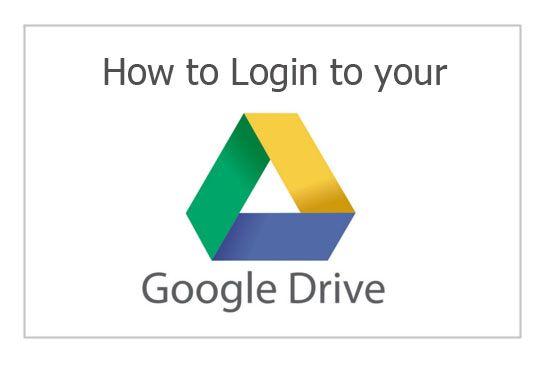 Google Drive Login Google Sign In Google Drive Gmail Sign