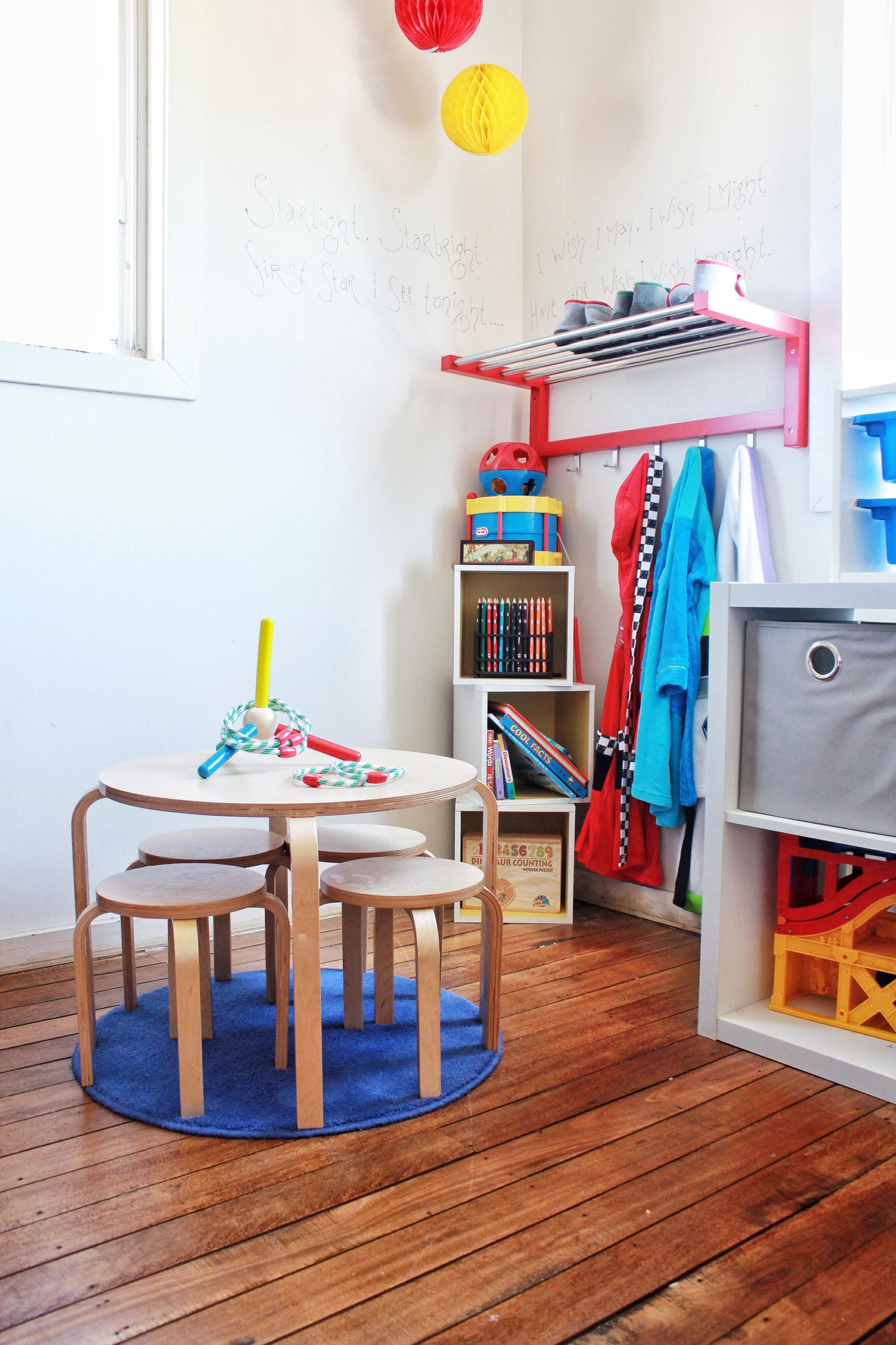 Kids Bedroom Furniture Ikea Mocka Table And Chairs Ikea Tjusig Coat Rack Boys Room