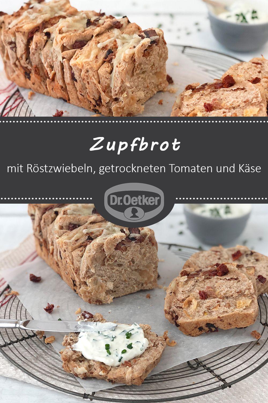 Zupfbrot Rezept Food Monster Food Banana Bread Und Bread