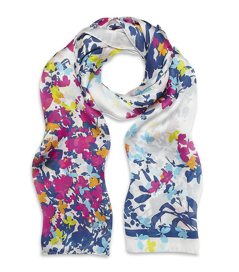 d2cdd268fa Kenzo floral scarf | Wear, Want & Have | Floral scarf, Kenzo flower ...