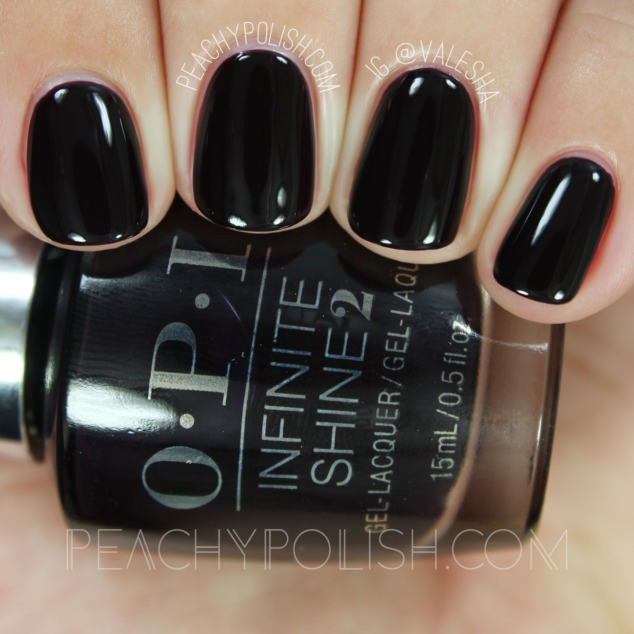 OPI Lincoln Park After Dark | Infinite Shine Iconic Collection ...