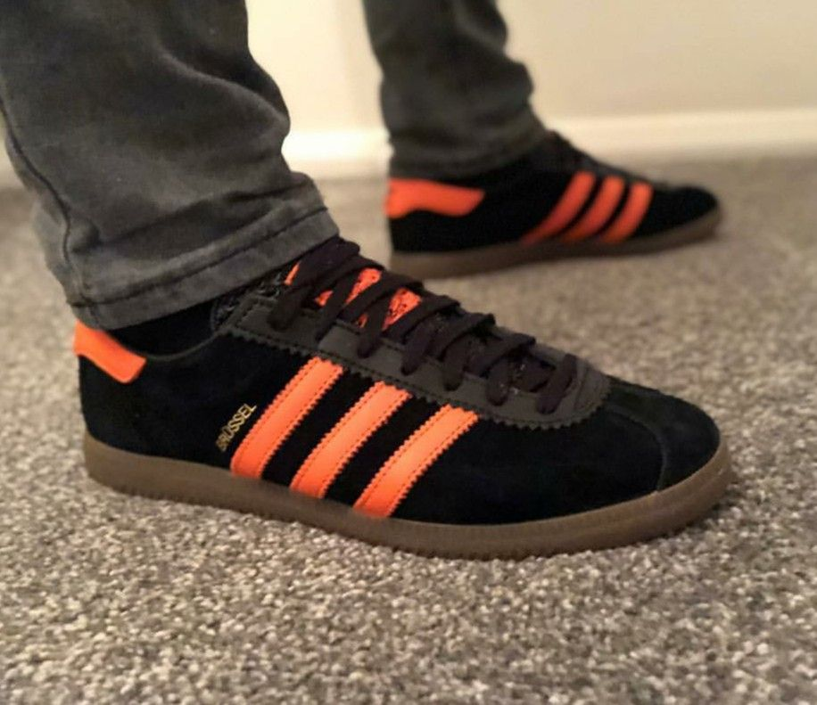 brandy muy agradable tumor  New Adidas Brussel on feet on the street (With images) | Sneakers ...