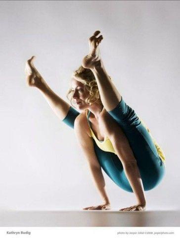 kathryn budig  media  photos  yoga challenge poses