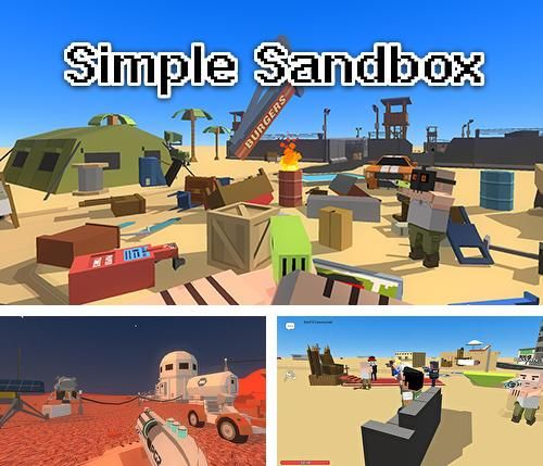 Simple sandbox Hack, Cheats Android and iOS Simple