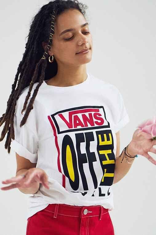 Vans & UO Old Skool Tee Urban Outfitters | Graphic tee