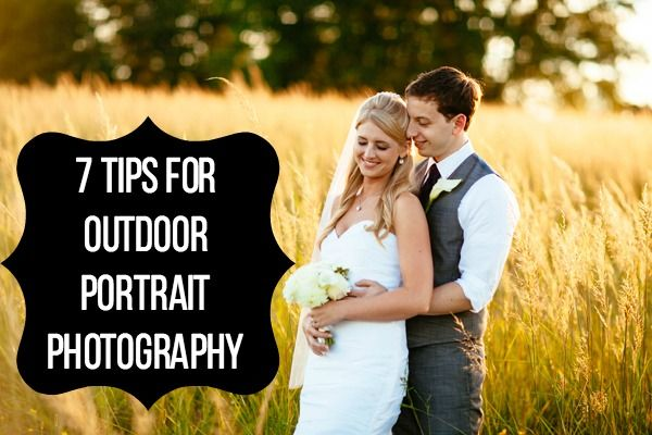 7 outdoor portrait photography tips outdoor portraits the o 7 outdoor portrait photography tips mozeypictures Image collections