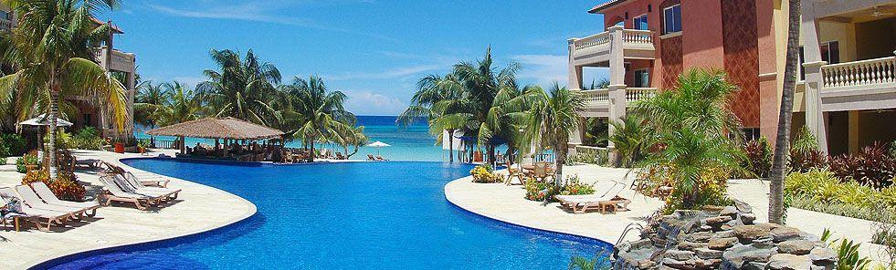Infinity Bay Spa And Beach Resort Roatan Honduras