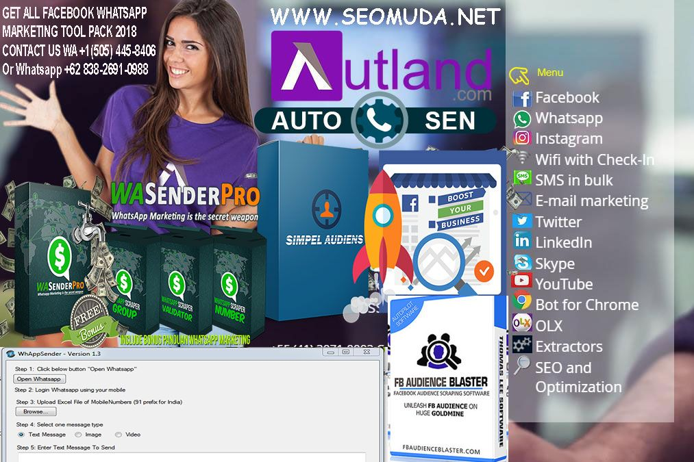 Get AutLand Suite 9 5 Cracked Full 2018 Social Media