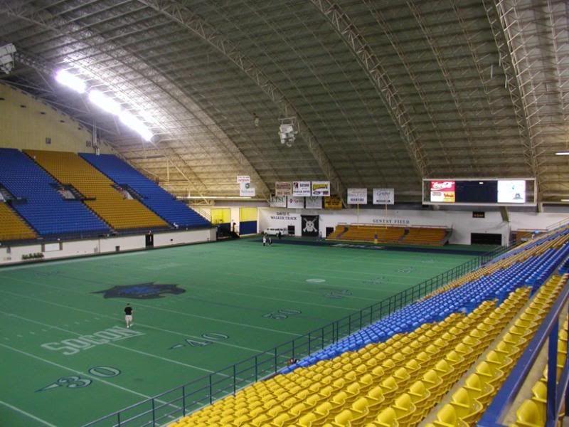 Mini Dome East Tennesse State University Johnson City Tn East