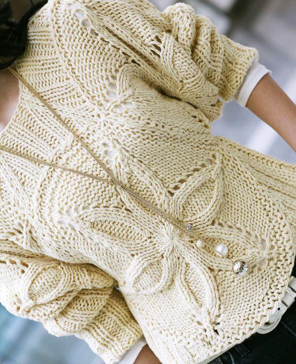 star sweaterCROCHET AND TRICOT INSPIRATION: http://pinterest.com ...