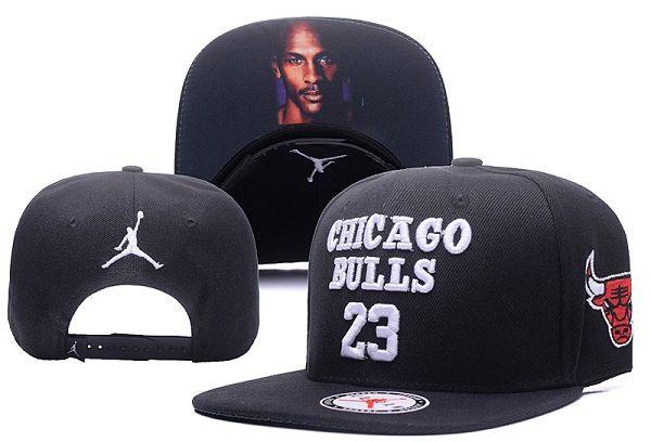 6e9a29b5 New brand Hip-Hop adjustable sports Cap Air JORDAN Chicago Bulls 23 ...