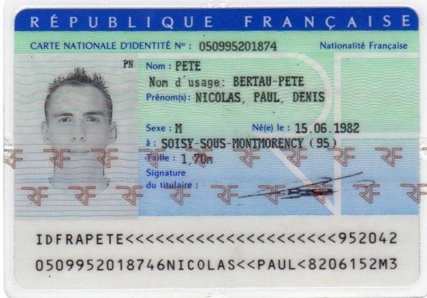 Bureaucracy In France Frustrating For Foreigners And The French Ielanguages Com Blog Cards Id Card Template Ielts