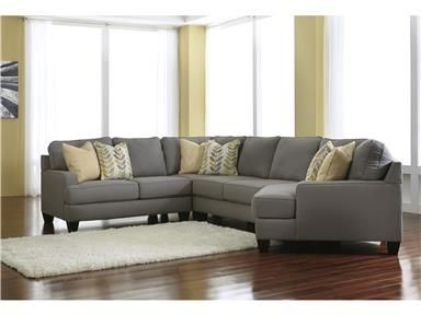 Shop For Signature Design LAF Loveseat, 2430255, And Other Living Room  Sectionals At Furniture