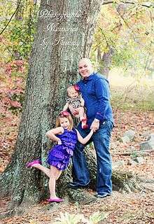 Dad and his girls...