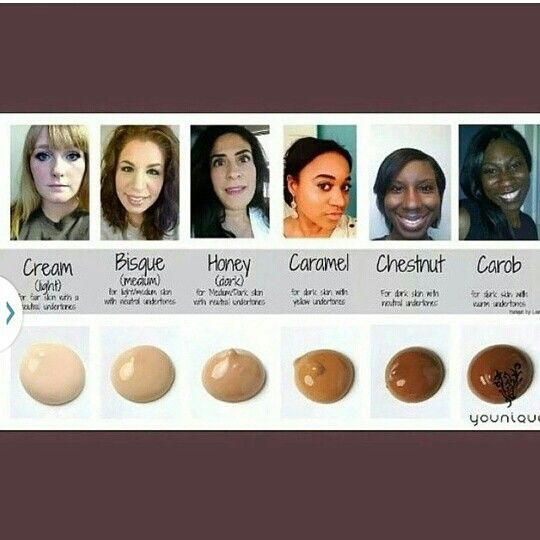 Not a big foundation girl? Check out our bb cream. #makeup #bbcream #beauty #flawless  www.younique.com/aieshacloud