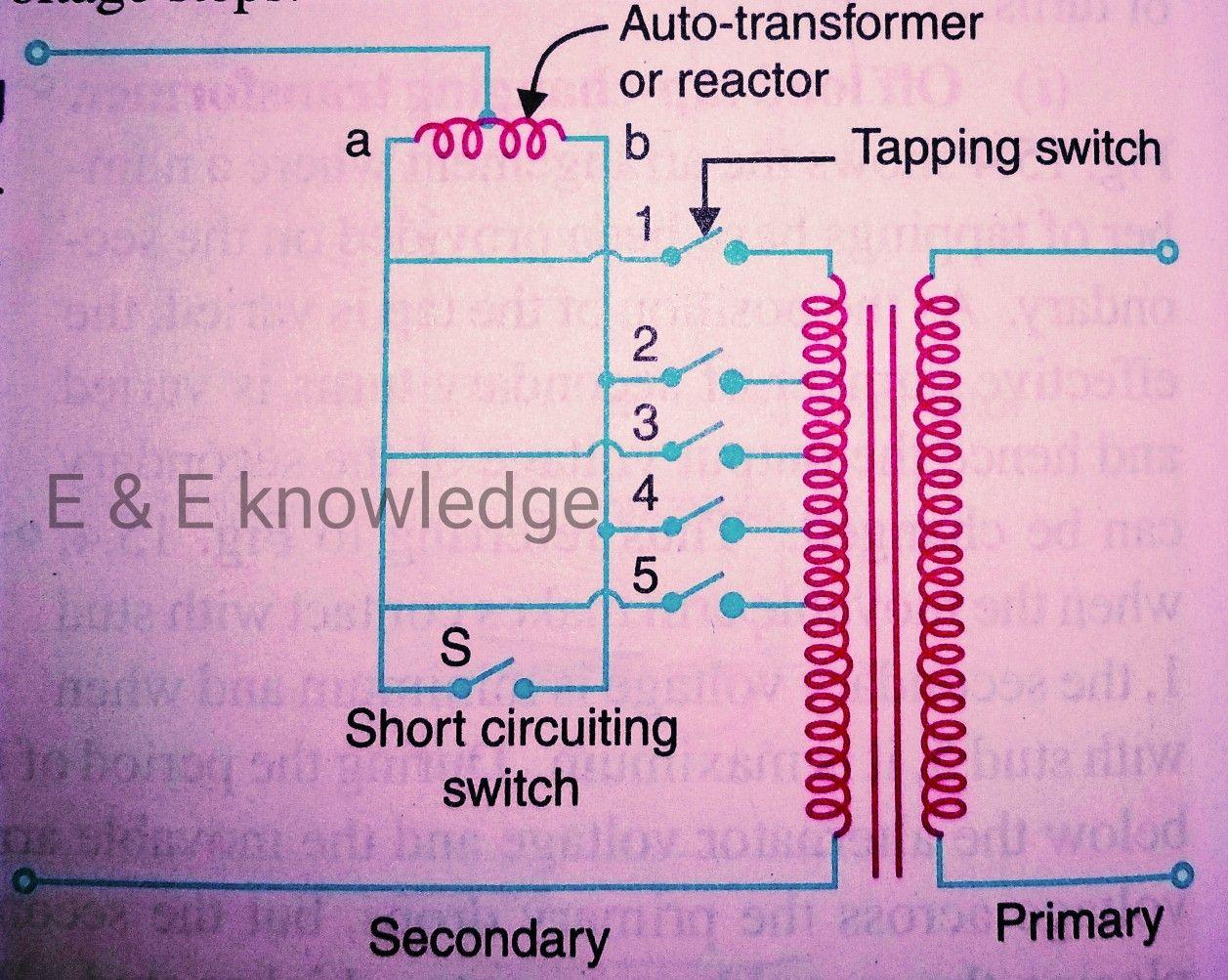 Auto Transformer Tap Changing Auto Transformer Transformers Auto