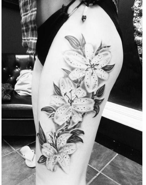 Tattoo Flor Hawaiana Cool Tatuajes De Flores Simbolismo E Ideas - Flor-hawaiana-tattoo