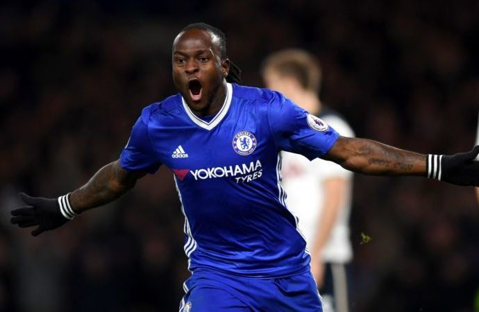 Chelsea have no special plans to stop Sanchez u2013 Moses   - best of epl table