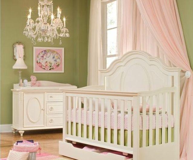 1001 ideen für babyzimmer mädchen  mädchen kinderzimmer