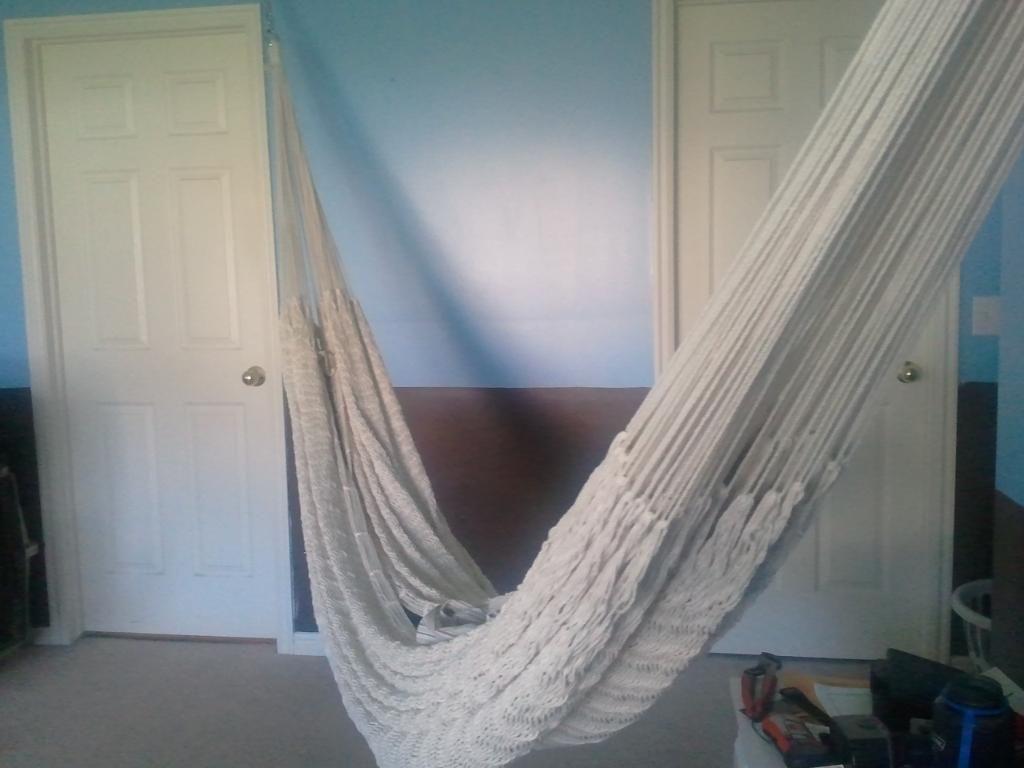 Island bay hammocks xxl mazatlan mayan thick string hammock