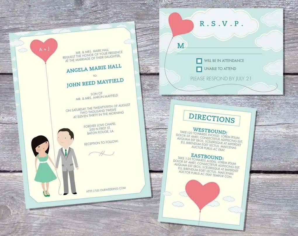 20 Create Your Own Wedding Invitations Wedding Invitation Cards