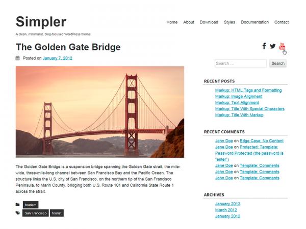 Los 10 mejores Temas WordPress (Gratis) Para Adsense. | AdSense ...