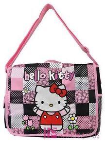 Hello Kitty Large Messenger
