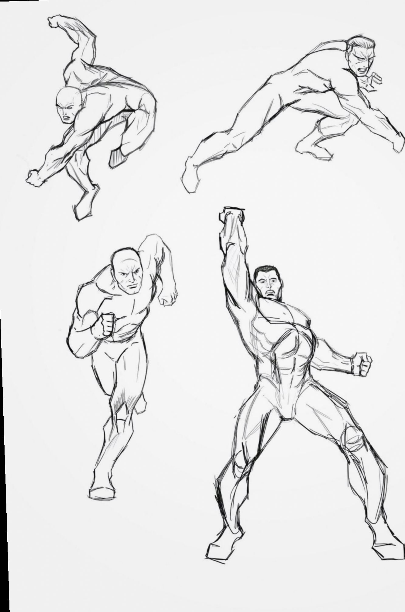 Anime Poses Action Comic Bakugoukatsuki Bakugou Bnha In 2020 Male Body Art Action Poses Anime Poses