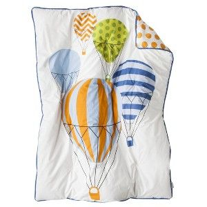 Room 365™ Hot Air Balloon 3pc Crib Bedding Set