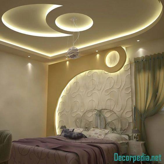 pop design for bedroom, pop false ceiling design for ...