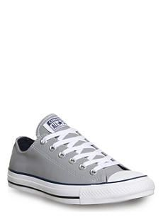 e0f9324aedc CONVERSE All star low-top leather trainers