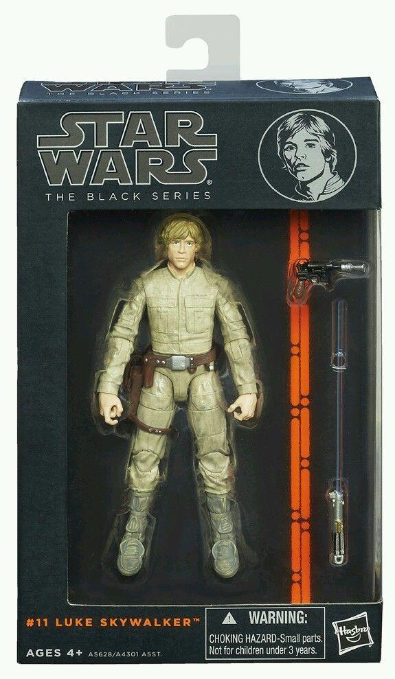 Star Wars Black Series 6-Inch Action Figure Luke Skywalker Bespin Wave 3  #Hasbro