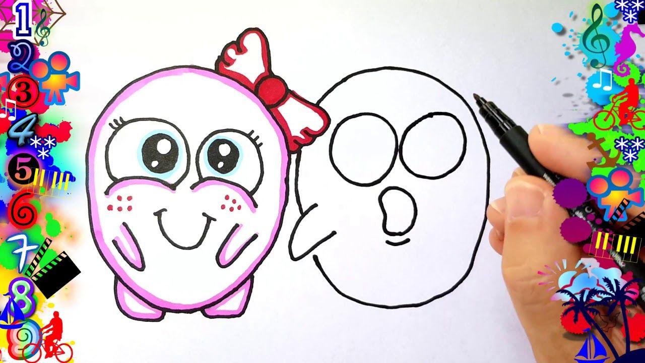 Como Dibujar Juguetes Kawaii Facil Para Ninos Dibujos Dibujos